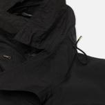 Мужская куртка парка Ten C 3L Black фото- 2