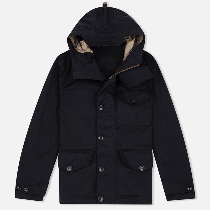 Мужская куртка парка Ten C Navy