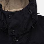 Мужская куртка парка Ten C Navy фото- 4