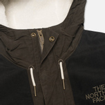 The North Face 1985 Sherpa Mountain Men's Parka Black Ink/Green photo- 3