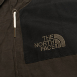 The North Face 1985 Sherpa Mountain Men's Parka Black Ink/Green photo- 4
