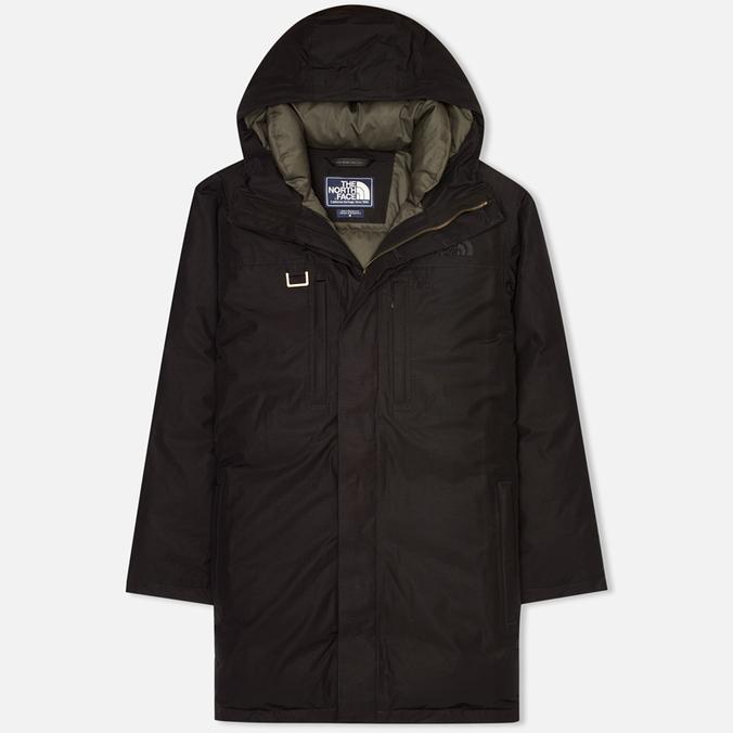 Мужская куртка парка The North Face Himalayan Black