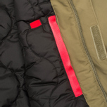 Мужская куртка парка The North Face Meloro Burnt Oil/Green фото- 5