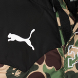 Куртка парка Puma x Bape Long Camo Green фото- 3