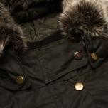 Женская куртка парка Barbour Tors Wax Olive фото- 2