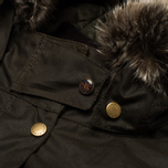 Женская куртка парка Barbour Tors Wax Olive фото- 4