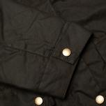 Женская куртка парка Barbour Tors Wax Olive фото- 5