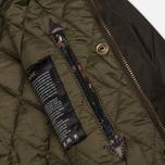 Женская куртка парка Barbour Tors Wax Olive фото- 7