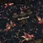 Женская куртка парка Barbour Tors Wax Olive фото- 6