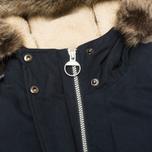 Женская куртка парка Barbour Wrest Navy фото- 3