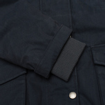 Женская куртка парка Barbour Wrest Navy фото- 5