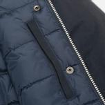 Женская куртка парка Barbour Wrest Navy фото- 6