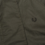 Fred Perry Oversized Fishtail Women's Parka Hunting Green photo- 6