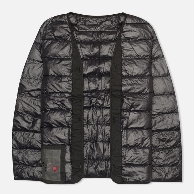 Мужская куртка подкладка Ten C Down Grey