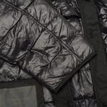 Мужская куртка подкладка Ten C Down Grey фото- 4
