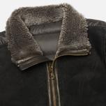 Мужская куртка подкладка Ten C Shearling 2 Grey фото- 2