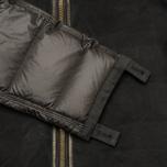 Мужская куртка подкладка Ten C Shearling 2 Grey фото- 4