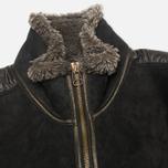 Мужская куртка подкладка Ten C Shearling 2 Grey фото- 3
