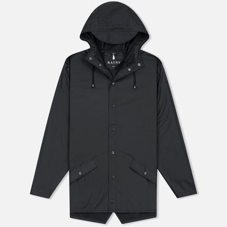 Rains Jacket Men's Rain Jacket Black