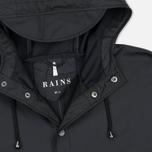 Мужская куртка дождевик Rains Jacket Black фото- 2