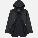 Мужская куртка дождевик Rains Jacket Black фото- 1