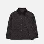 Детская стеганая куртка Barbour Heritage Liddesdale C Black фото- 1
