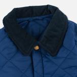 Детская стеганая куртка Barbour Heritage Liddesdale C Indigo фото- 2