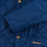 Детская стеганая куртка Barbour Heritage Liddesdale C Indigo фото- 5