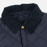 Детская стеганая куртка Barbour Heritage Liddesdale C Navy фото- 2