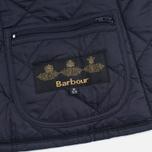 Детская стеганая куртка Barbour Heritage Liddesdale C Navy фото- 6