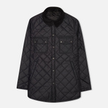Barbour Akenside Men`s Quilted Jacket Black photo- 0