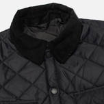 Barbour Akenside Men`s Quilted Jacket Black photo- 2