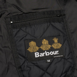 Barbour Akenside Men`s Quilted Jacket Black photo- 6