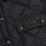 Мужская стеганая куртка Barbour Akenside Navy фото- 3