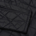 Мужская стеганая куртка Barbour Akenside Navy фото- 4