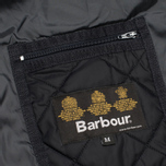Мужская стеганая куртка Barbour Akenside Navy фото- 6