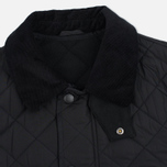 Мужская стеганая куртка Barbour Bardon Black фото- 1