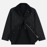 Мужская стеганая куртка Barbour Bardon Black фото- 2