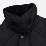 Мужская стеганая куртка Barbour Bardon Black фото- 4