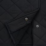 Мужская стеганая куртка Barbour Bardon Black фото- 5