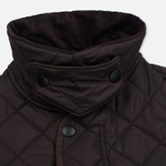 Мужская стеганая куртка Barbour Bardon Dark Brown фото- 4