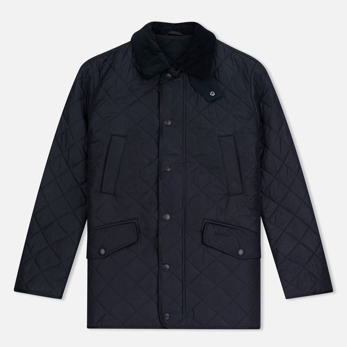 Мужская стеганая куртка Barbour Bardon Navy