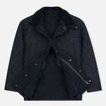 Мужская стеганая куртка Barbour Bardon Navy фото- 2