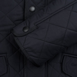 Мужская стеганая куртка Barbour Bardon Navy фото- 3