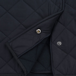 Мужская стеганая куртка Barbour Bardon Navy фото- 5