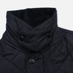 Мужская стеганая куртка Barbour Bardon Navy фото- 4