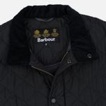 Мужская стеганая куртка Barbour Chelsea Sportsquilt Navy фото- 2
