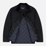 Мужская стеганая куртка Barbour Chelsea Sportsquilt Navy фото- 1