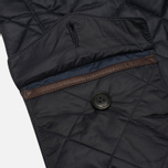 Мужская стеганая куртка Barbour Dept. (B) Beacon Sports Quilted Navy фото- 5