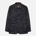 Мужская стеганая куртка Barbour Dept. (B) Beacon Sports Quilted Navy фото- 0